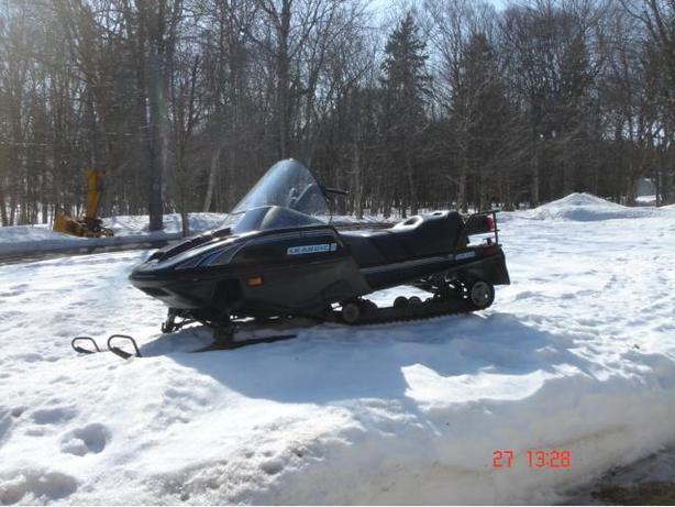 1993  Ski-Doo Skandic 503R Long Track