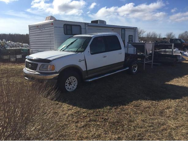 2003 ford F150King ranch