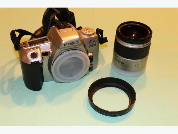 Minolta Maxxum STsi 35mm Film SLR