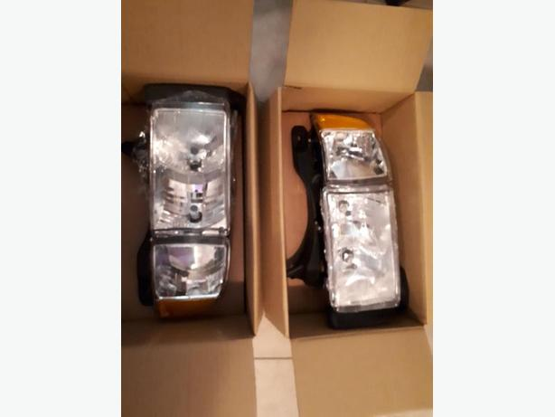 head lights 94 dodge ram