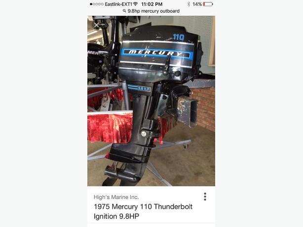 wanted mercury 9.8hp CDI box