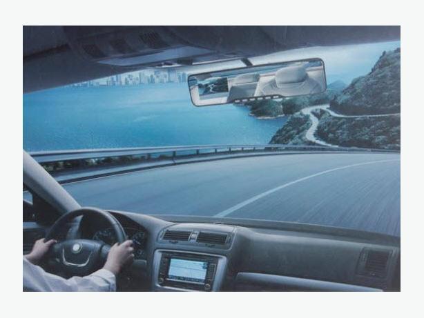 Car Cam Mirror