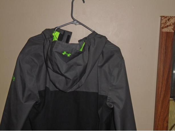 Underarmour unisex YXL HStorm ColdGear® Infrared Jacket $60
