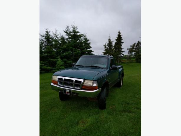 Ford ranger Parts truck