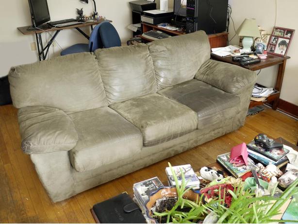 Furniture Sale: Prices in the Description