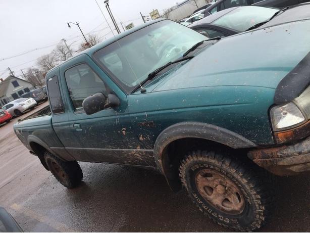 1998 ford ranger 4X4 inspected