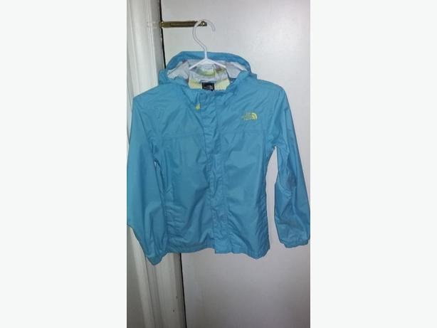 Girls North Face Jacket Size 10-12