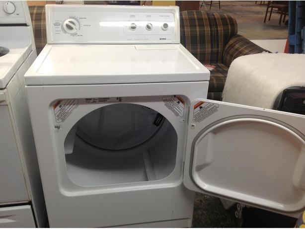 Used KENMORE DRYER. LOOKS AND WORKS GREAT!