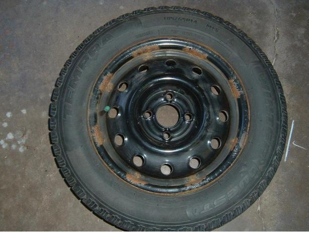 Winter Tires & Rims 185/65/14