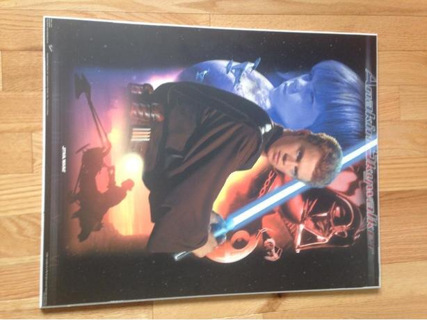 star wars poster picture