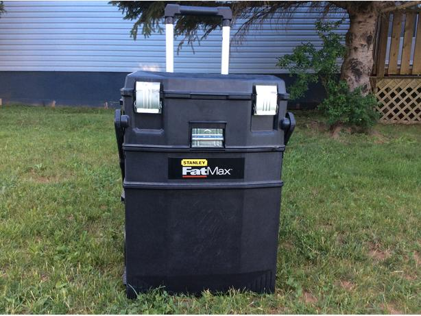 Stanley Fat Max Toolboxes