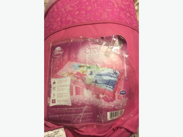 Princess Sleeping Bag