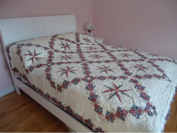 Double Bedspread with Bedskirt