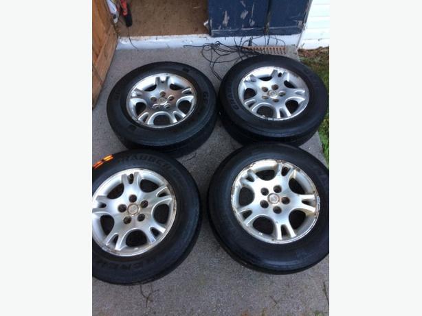 """16"""" Dodge Caravan Wheels (4)"""