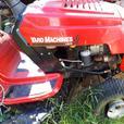 yard machine by mtd lawn tractor