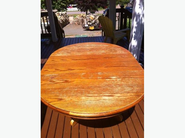 Kitchen or Dining Room Table
