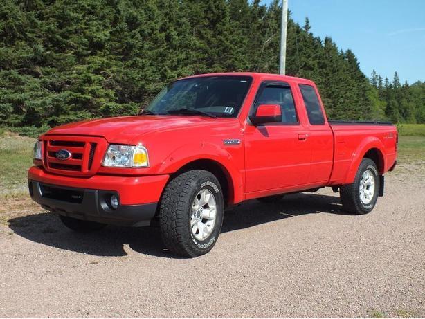 2010 Ford Ranger FX4 Supercab 4x4
