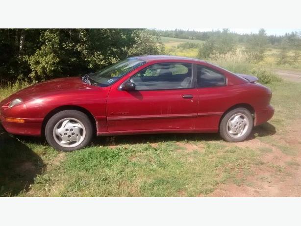 1999 Pontiac Sunfire coupe