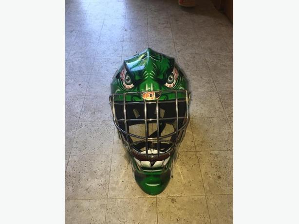 Itech Goalie Helmet