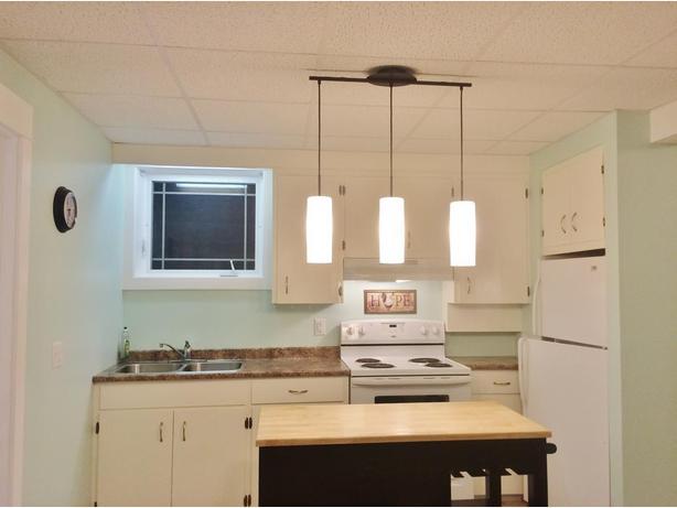 Modern Basement Studio Apartment Available Sept. 1