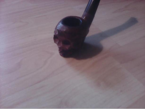Scull pipe
