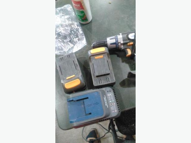 Drill Batteries/Charger