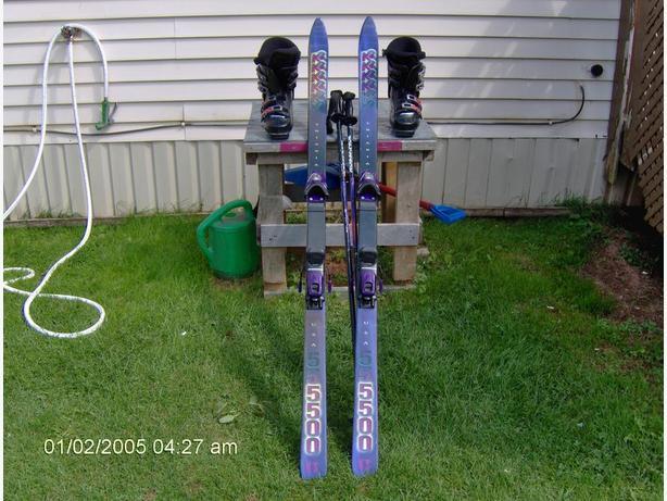 Nordica GP03 Ski boots