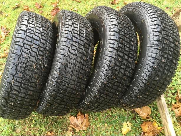 REDUCED: Winter Tires (Brand new) Studded