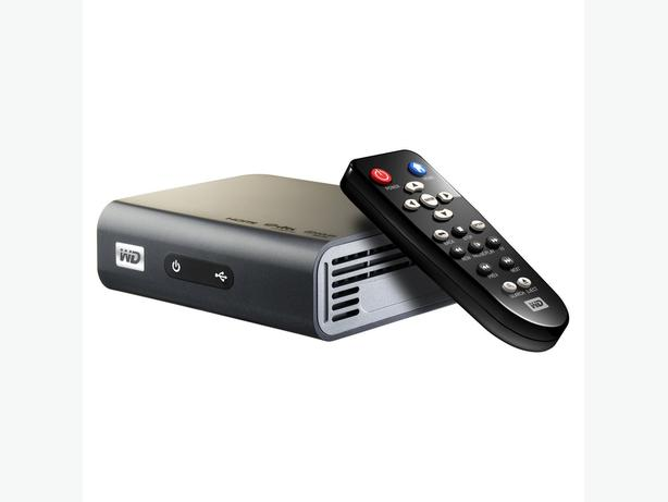 WD TV Live Plus HD Media Player