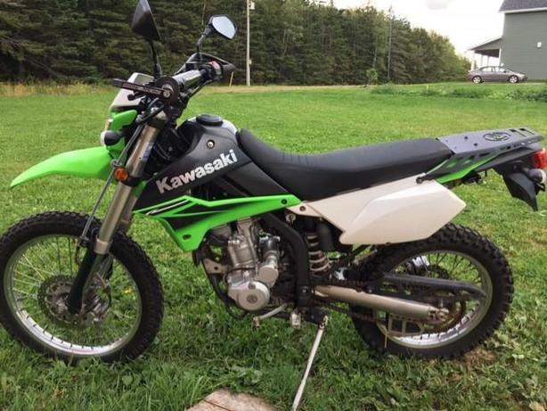 Super clean 2010 Kawasaki 250