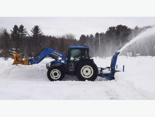 Snow Removal Business for Sale!