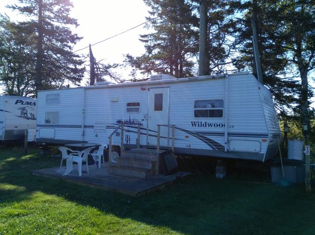 2006 Wildwood 31 QBSS READY TO MOVE IN