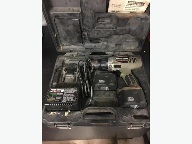 Porter Cable drill