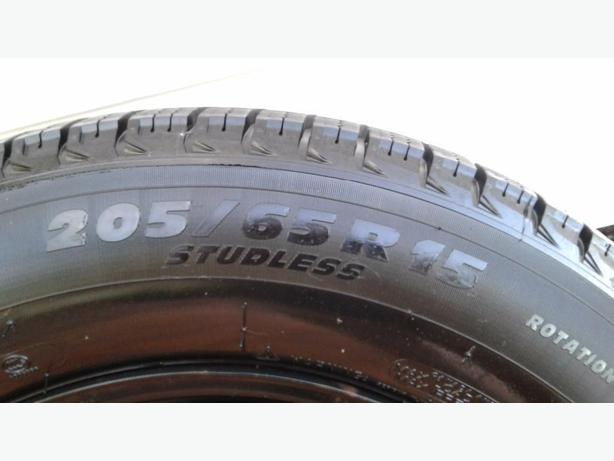 4 Michelin Defender X ice studless tires