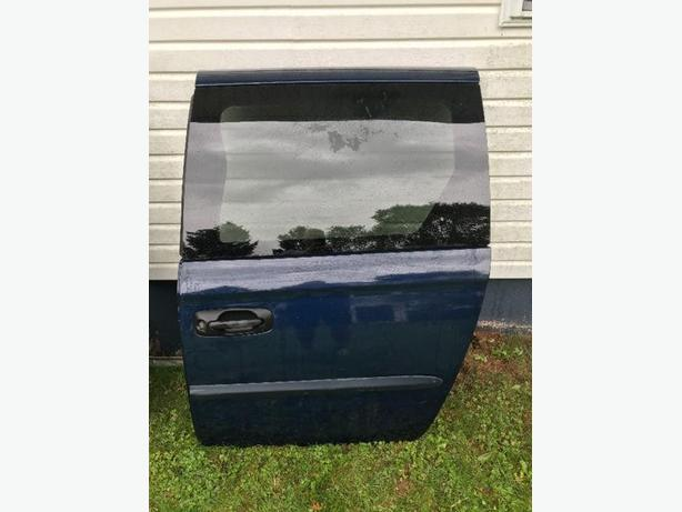 Dodge Caravan Drivers Sliding Door