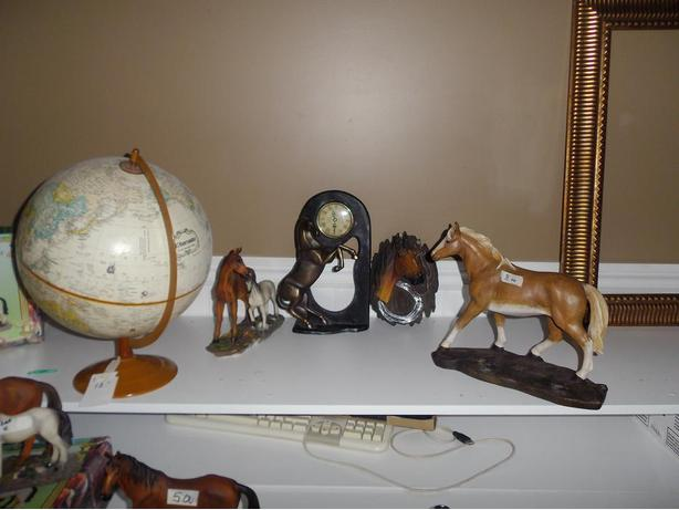 selling my horse collection