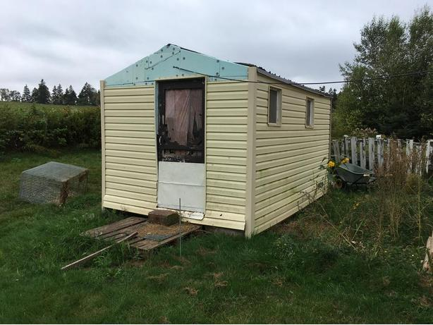 2 Sheds for Sale