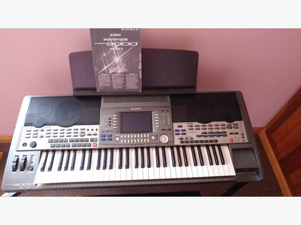 PRS9000 keyboard