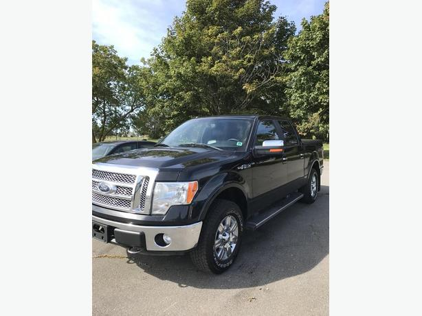 2012 FORD F150 SUPERCREW LARIAT 4X4 !! HEATED/COOLED SEATS !! NAV !