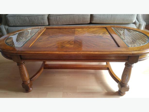 SOLID WOOD COFFEE & END TABLES - 'Skylar Peppler' Furniture