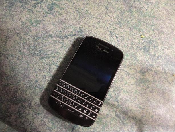 blackberry cell phone