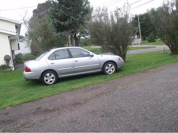 for sale  2004 NISSAN SENTRA 4DR