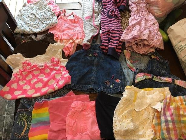 6-12 month baby girl lot