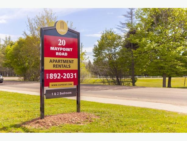 Available November Cute 2 bedrooms Maypoint Building In Charlottetown