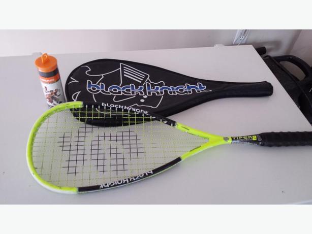 Black Knight Squash Racket