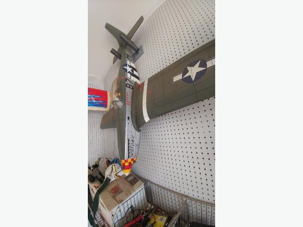 Complete RC plane collection