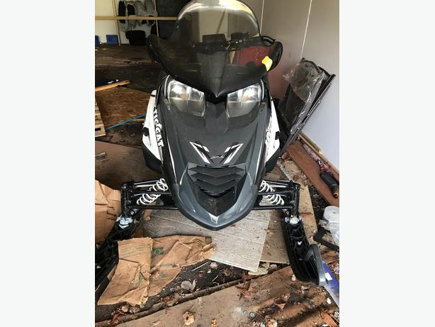 2009 Arctic Cat Z1 Turbo 4 Stroke