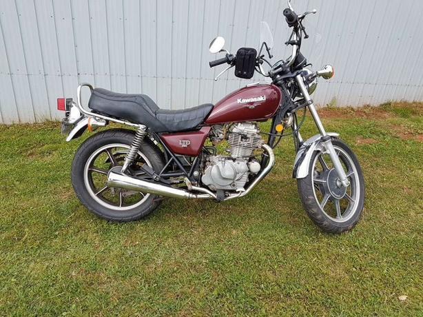 1982 Kawasaki 250 LTD