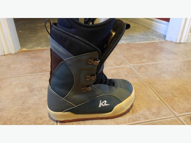 Unisex Youth K2 Snowboard Boots