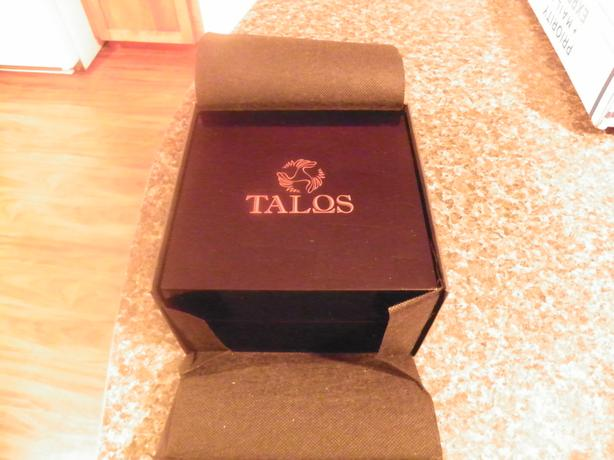 Talos Diamond Watches